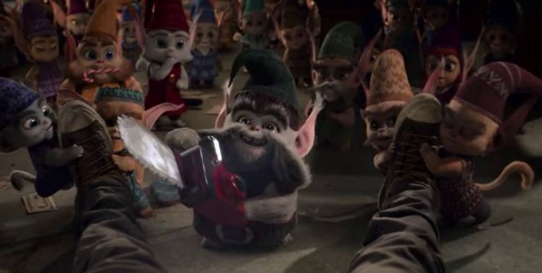 The Christmas Chronicles Elves.Review The Christmas Chronicles Reel Opinions